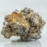 Scheelite With Muscovite & Quartz