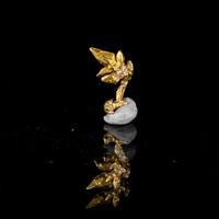 Gold With Porpezite