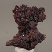 Cuprite On Copper