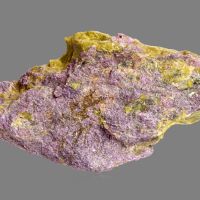 Stichtite In Serpentine