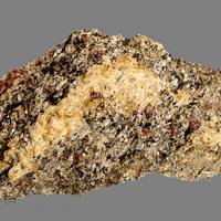 Garnet Quartz & Biotite Gneiss