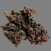 Malachite On Copper