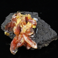 Orpiment & Hutchinsonite