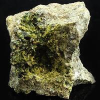 Clinozoisite & Byssolite