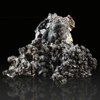 Chalcophanite Goethite Hollandite & Siderite