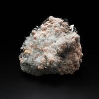 Rhodochrosite Quartz & Sphalerite