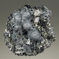 Boulangerite Sphalerite & Arsenopyrite