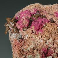 Copper & Cobaltoan Dolomite