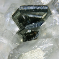 Chalcocite With Tennantite