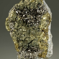 Arsenopyrite With Chalcopyrite