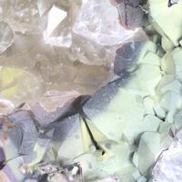 Cerianite-(Ce) & Mimetite