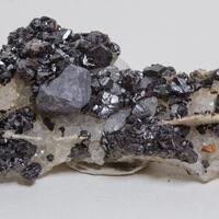 Quartz Sphalerite & Galena