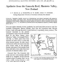 Aguilarite