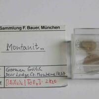Montanite