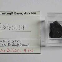 Wattevilleite