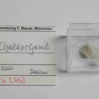 Chalcocyanite