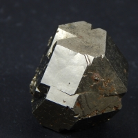 Exceptional Pyrite From Bolivia