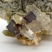 Spin Ghar Minerals - Brookite