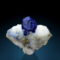 Lazurite With Calcite