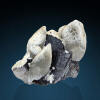 Calcite With Fluorite