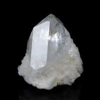 Topaz With Cleavelandite