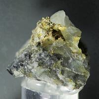 Gold In Quartz