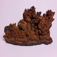 Psm Calcite In Goethite