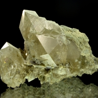 Quartz Epidote & Chlorite