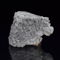 Celestine On Calcite