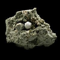 Analcime Titanite & Diopside