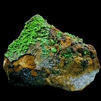 Conichalcite Psm Olivenite