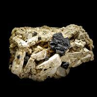 Magnetite & Orthoclase