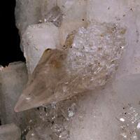 Baryte & Calcite & Quartz