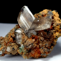 Butterfly Twin Cerussite