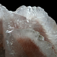 Calcite With Hematite Inclusions
