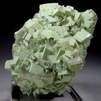 Duftite With Calcite