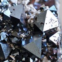 Magnetite & Feldspar