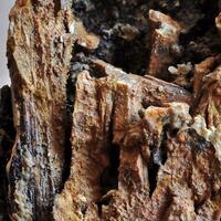 Stibiconite & Stibnite