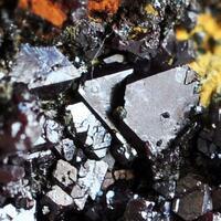 Cuprite & Chalcopyrite Var Blister Copper