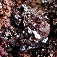 Cuprite & Native Copper