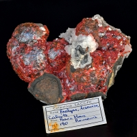 Native Arsenic & Realgar