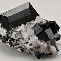 Schorl Fluorite