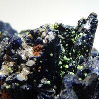 Arsentsumebite Azurite & Cerussite