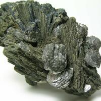 Ilvaite Hedenbergite & Arsenopyrite