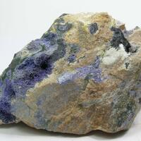 Triplite Phosphosiderite & Cryptomelane