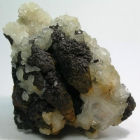 Limonite & Calcite