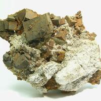 Limonite Psm Pyrite