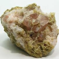 Rose Quartz Quartz & Gypsum