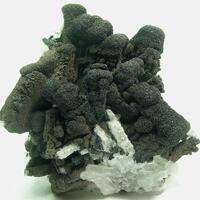 Romanèchite Pyrolusite & Baryte