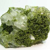 Clinozoisite & Quartz